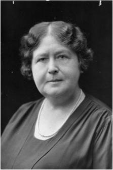 Ann Strong 1936