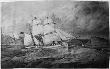 Barque Southern Cross