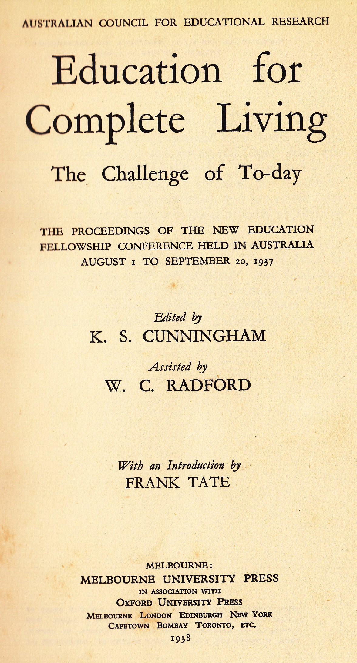 Cunningham 1