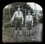 Scouts. One of the more popular adult supervised youth organisations meant to moralise and keep adolescent males off the streets. Pre-World War I. State Library of Victoria, H90.136/66
