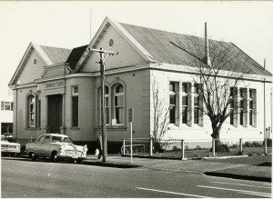 Fielding Community Centre. Photo by Manawatu Standard, provided by Palmerston North City Library Photograph Collection, 2011p_fe17_004568.