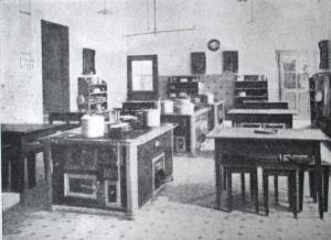 Swiss School Kitchen. Source: First report, p.423 (Main section)