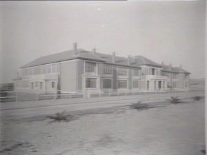 Newcastle Girls High School opened in 1930, Newcastle, NSW.
