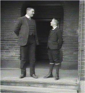 Fort Street High School 1913