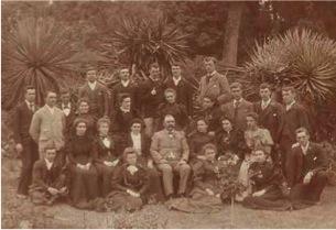 Training College Class of 1894