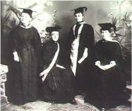 University of Adelaide Graduates 1900