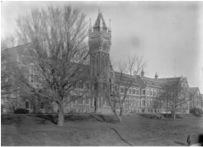 View of Otago University College
