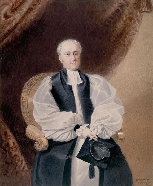 Bishop Broughton