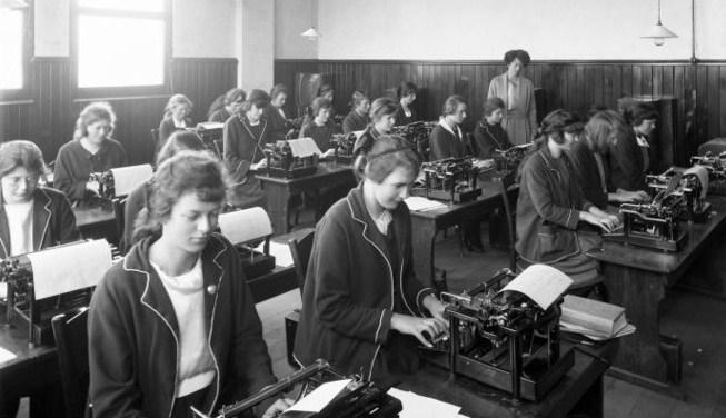 NZ typing 1923