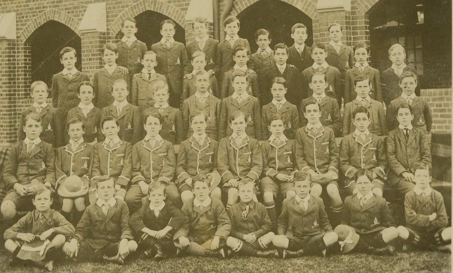 AC Geelong GS Manifold (Junior) House 1915