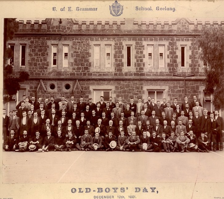AC Geelong GS Old Boys 1912