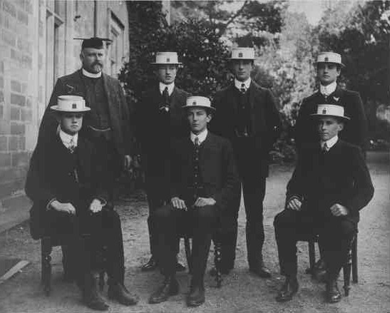 AC Prefects and HM 1910