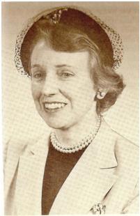 Catherine Landreth, c. 1945.