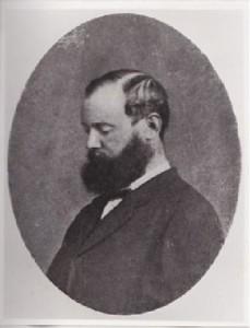 Benjamin Kane, first Secretary of the Victorian National Schools Board