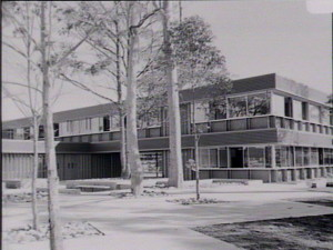 Beginning as a comprehensive school in 1971, Baulkham Hills High was converted to a suburban selective during the period of the Greiner government. SLNSW.