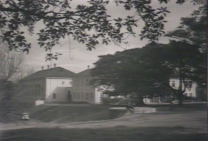 Sydney Boys' High School in 1946, selective entrance from 1883 through to the present day. State Library NSW, FL1995879.