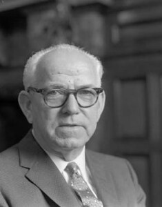 Robert Heffron., 1960. As Labor Minister of Education he commissioned the Wyndham Report
